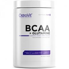 OstroVit 100% BCAA + GLUTAMINE 500g PURE