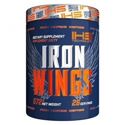 IHS IRON WINGS 572g