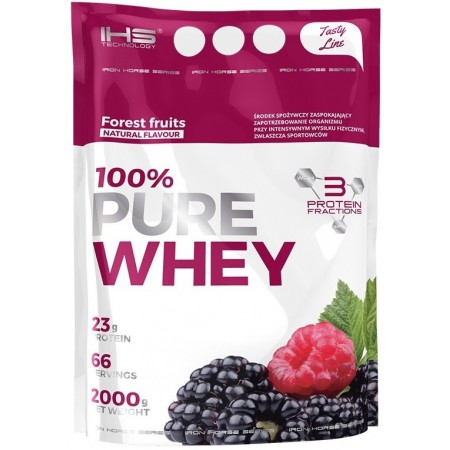 IRON HORSE IHS PURE WHEY 2000G