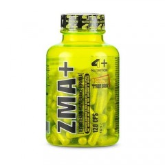 4+ NUTRITION ZMA+ 120 caps.