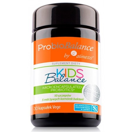 ProbioBALANCE KIDS Balance 5 mld. x 30 vege caps.