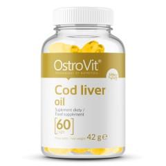 Ostrovit Cod liver oil 60 caps.