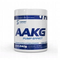 Insport Nutrition AAKG PUMP EFFECT 240g
