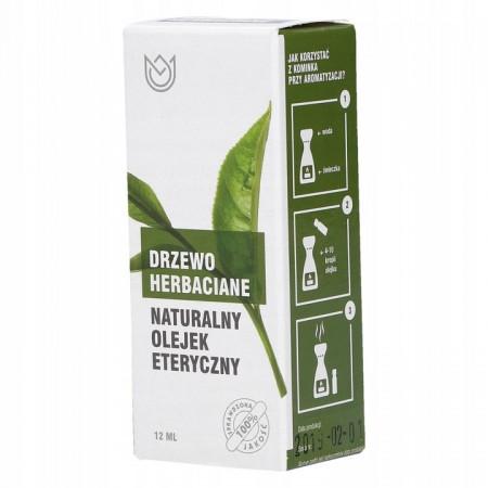 Naturalny olejek eteryczny 12ml - DRZEWO HERBACIANE