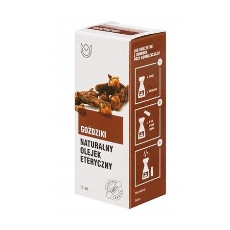 Naturalny olejek eteryczny 12ml - GOŹDZIKI