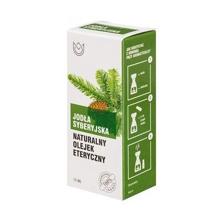 Naturalny olejek eteryczny 12ml - JODŁA SYBERYJSKA