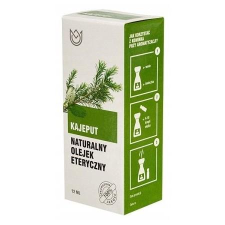 Naturalny olejek eteryczny 12ml - KAJEPUT