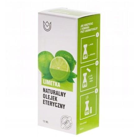 Naturalny olejek eteryczny 12ml - LIMETKA