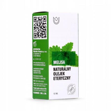 Naturalny olejek eteryczny 12ml - MELISA