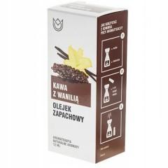 Olejek zapachowy 12ml - KAWA Z WANILIĄ