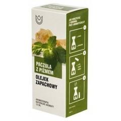 Olejek zapachowy 12ml - PACZULA Z PIŻMEM