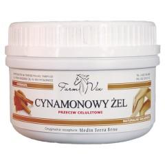 FARM-VIX CYNAMONOWY ŻEL przeciw celulitowi 350ml