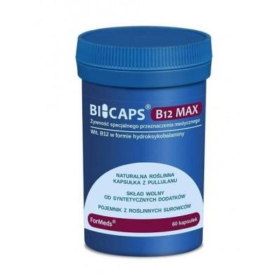 ForMeds BICAPS B12 MAX 60 caps.