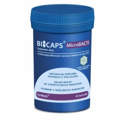 ForMeds BICAPS MicroBACTI 60 caps.