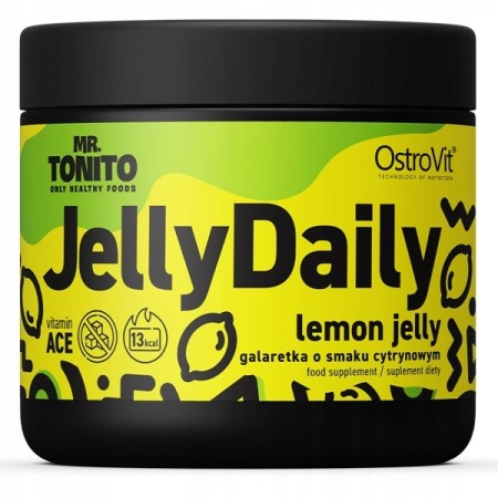 Mr. Tonito Jelly Daily 350g Cytryna
