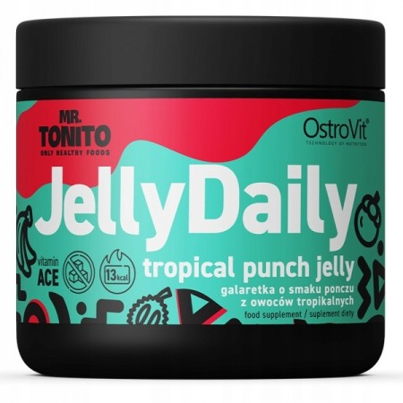 Mr. Tonito Jelly Daily 350g Tripical Punch