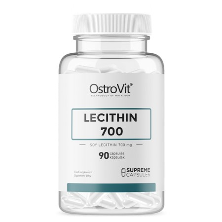 OstroVit Lecithin 700mg 90 kaps