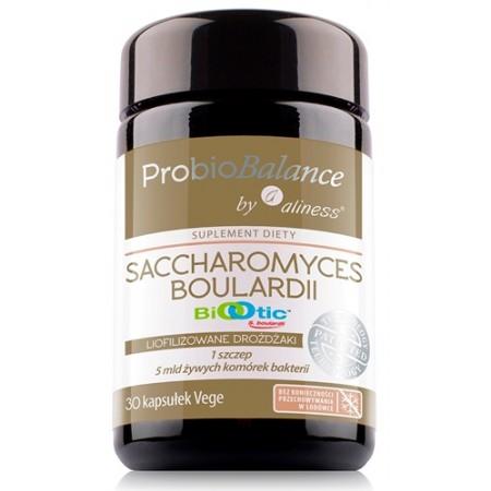 ProbioBALANCE Saccharomyces Boualardii 5 mld/250mg x 30 vege caps.