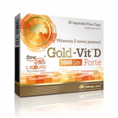 OLIMP GOLD-VIT™ D FORTE 1000