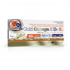 OLIMP GOLD OMEGA 3® D3 + K2