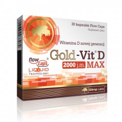 OLIMP Gold-Vit® D MAX 2000